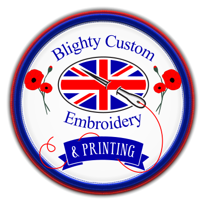 4c3f06a4e516f Blighty Custom Embroidery  Embroidery in Weymouth and Portland